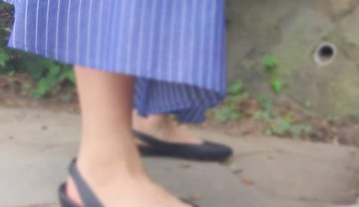 おススメ 履きやすい、大人っぽい クロックスの『イヴ スリングバック』